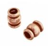 Metal Bead 4X5x2mm Antique Copper